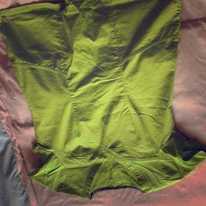 Set of green never worn scrubs!